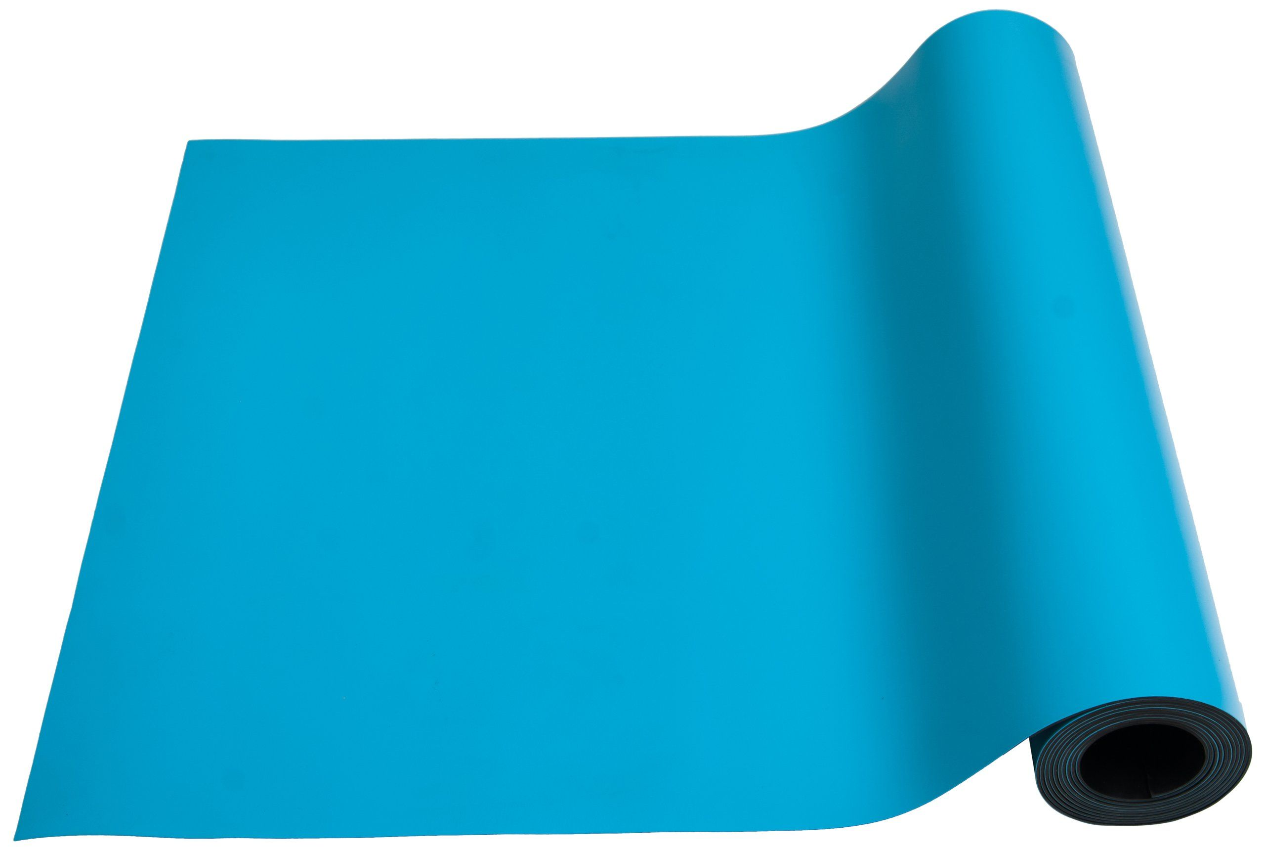 """ESDProduct Rubber High Temperature Mat Roll, 5/64"""" Thick"""