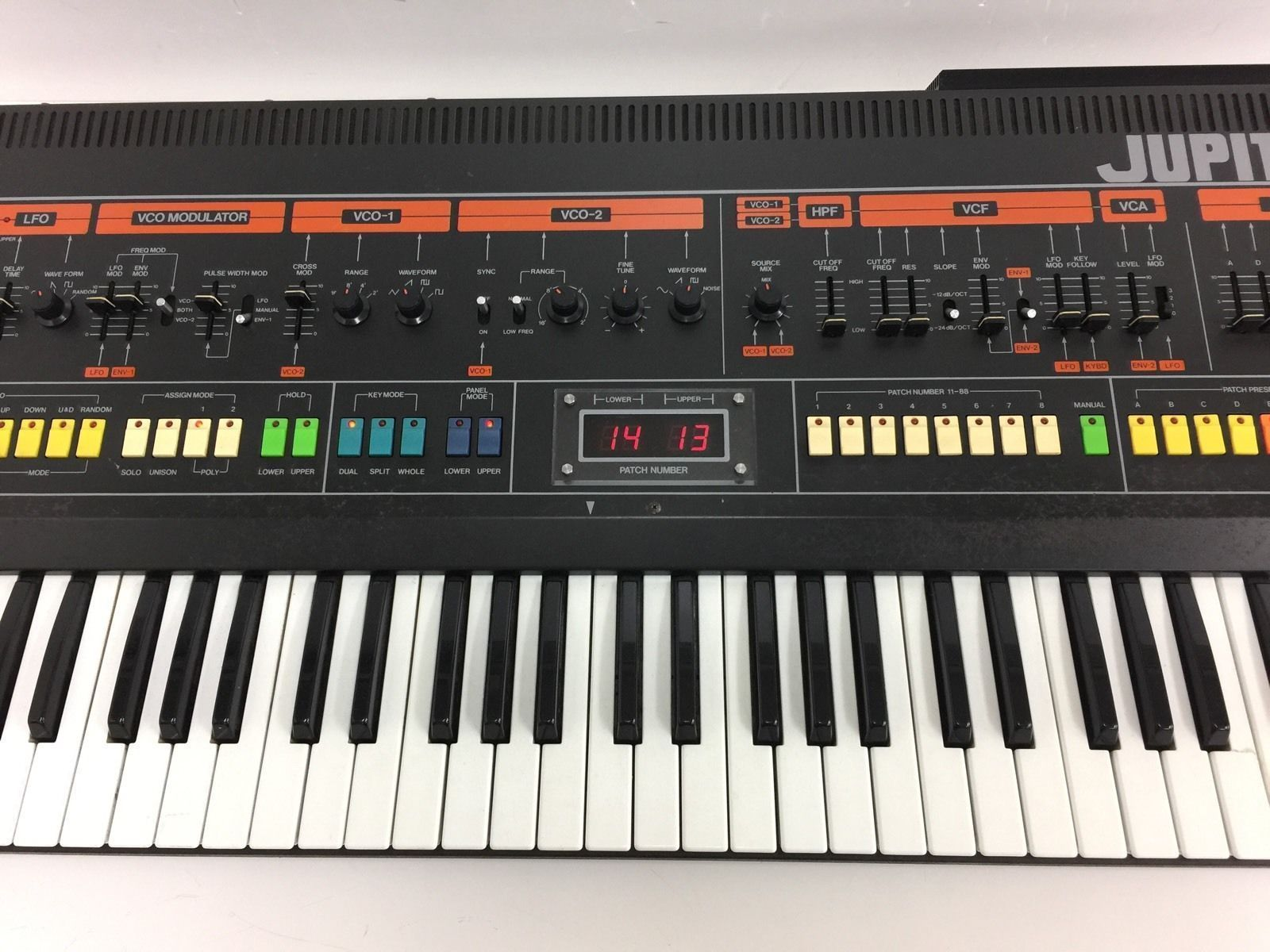 Roland Jupiter 8 Synthesizer With Midi | eBay | Synths For Sale