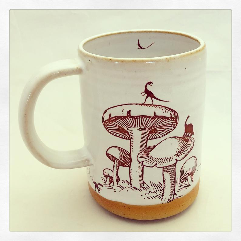 Dinosaur Island Mug