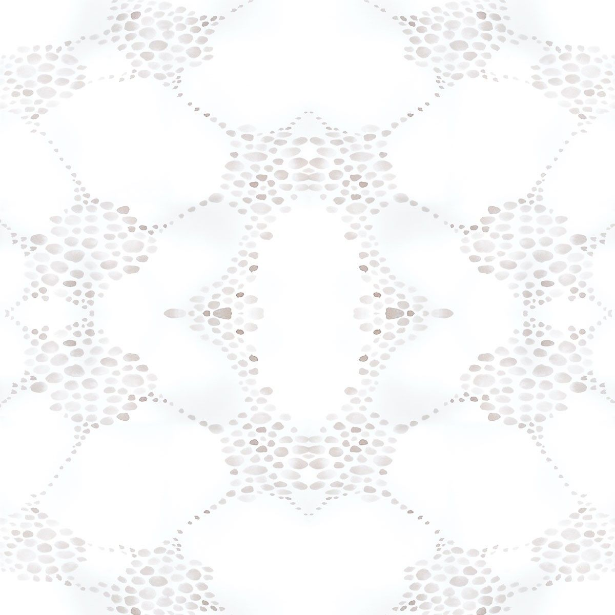 Water Lace - Artisanal Wallpaper from The Wallpaper Collective
