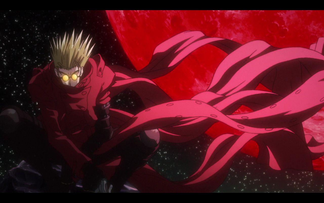 Gasback Trigun Screenshots Anime Trigun Good Anime Series