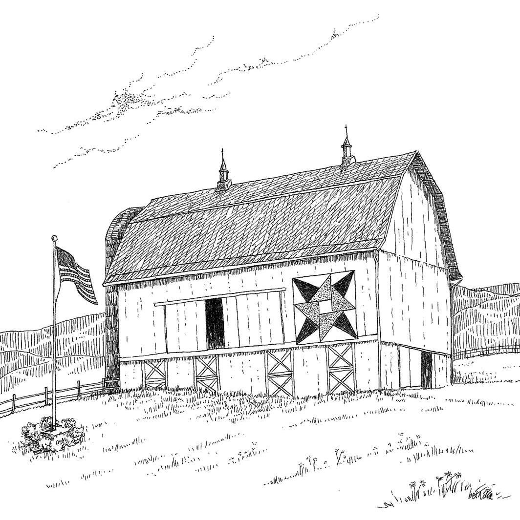 The following illustrations were commissioned by the Mystery Harvest ...