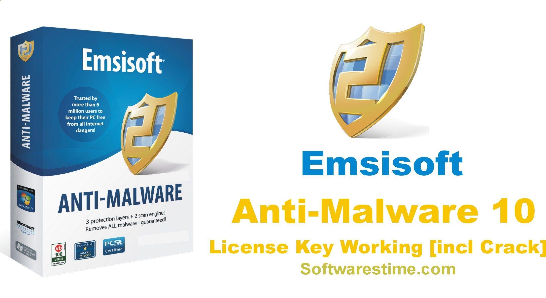 emsisoft anti malware 10 license key