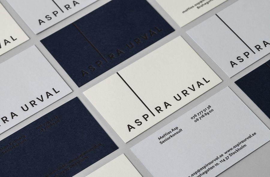 New Logo for Aspira Urval by BVD - BP&O | Pinterest | Recruitment ...