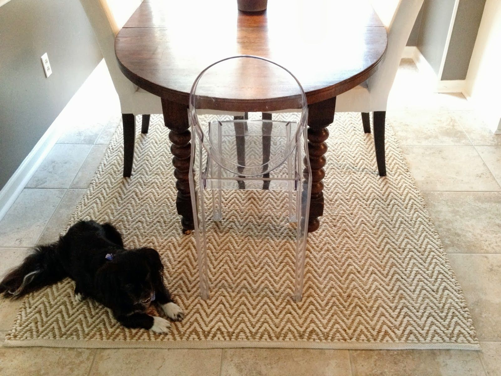 West Elm Jute Chenille Herringbone Rug Review