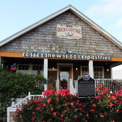 The Best Beach Coffee Shops Coffee Shop North Carolina Beaches Duck North Carolina