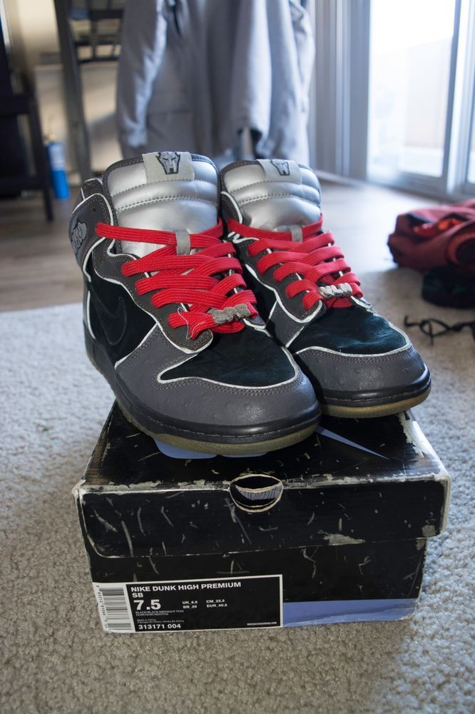 the best attitude d412e 42962 Nike sb mf doom size 7.5 100% authentic w  OG Box  fashion  clothing  shoes   accessories  mensshoes  athleticshoes (ebay link)