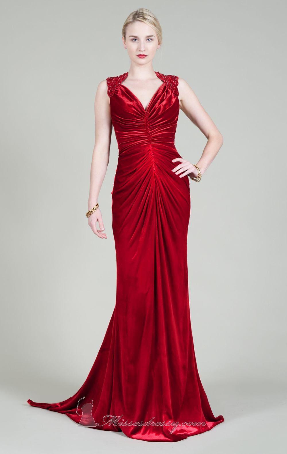 Tadashi 3X1029L Dress - MissesDressy.com $538.00
