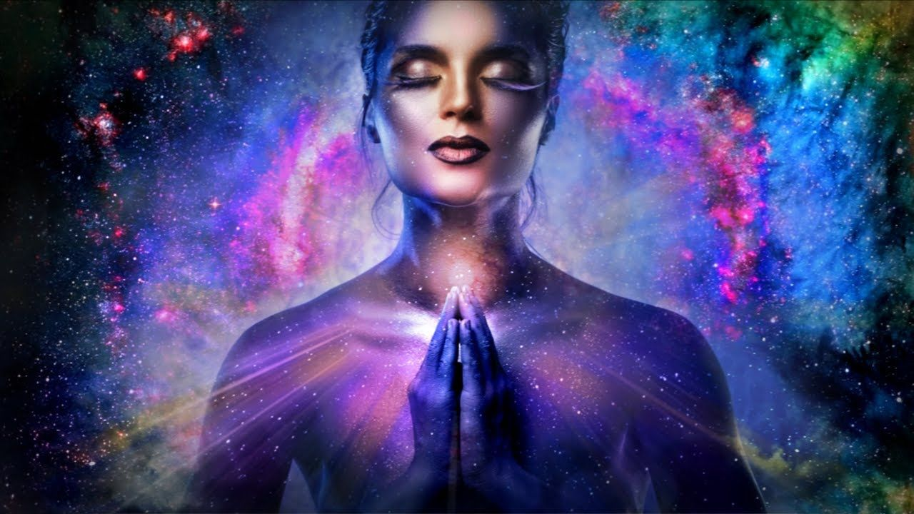 432 Hz Awakening The Goddess Within | Love Meditation ...