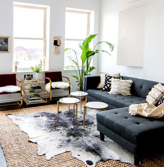 5 Reasons To Layer Living Room Rugs