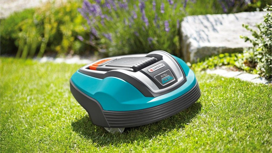 Gardena R70li Review Lawn Mowers Domestic Robots Gardena