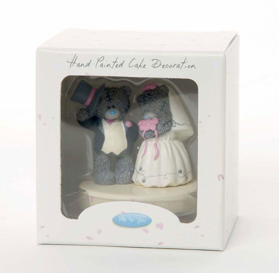 Tatty Teddy Online - Tatty Teddy Wedding Cake Topper | Wedding Ideas ...