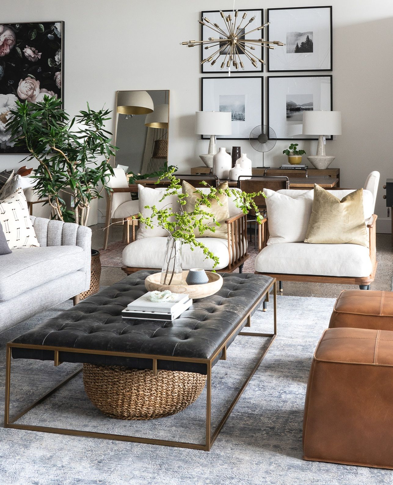 Photo of Our Top Five Tips for Styling a Coffee Table — Leclair Decor