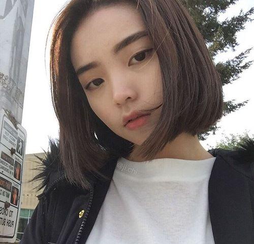 Pikaasama Short Hair Styles Asian Short Hair Girl Short Hair