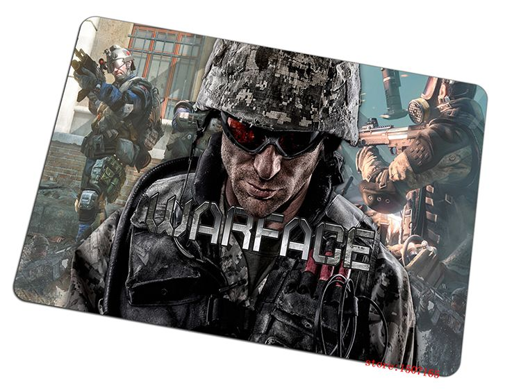 9 size cool warface mouse pad interesting large pad to