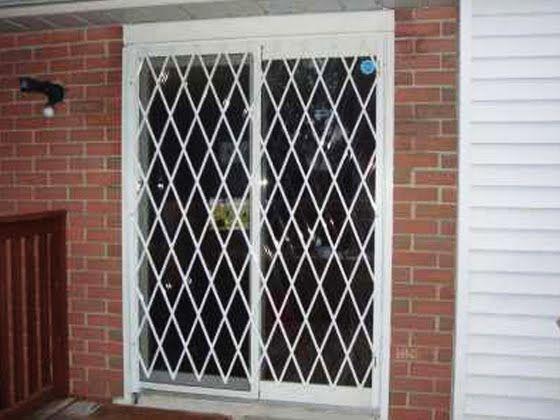Folding Gate For Patio Door Security Security Doors In