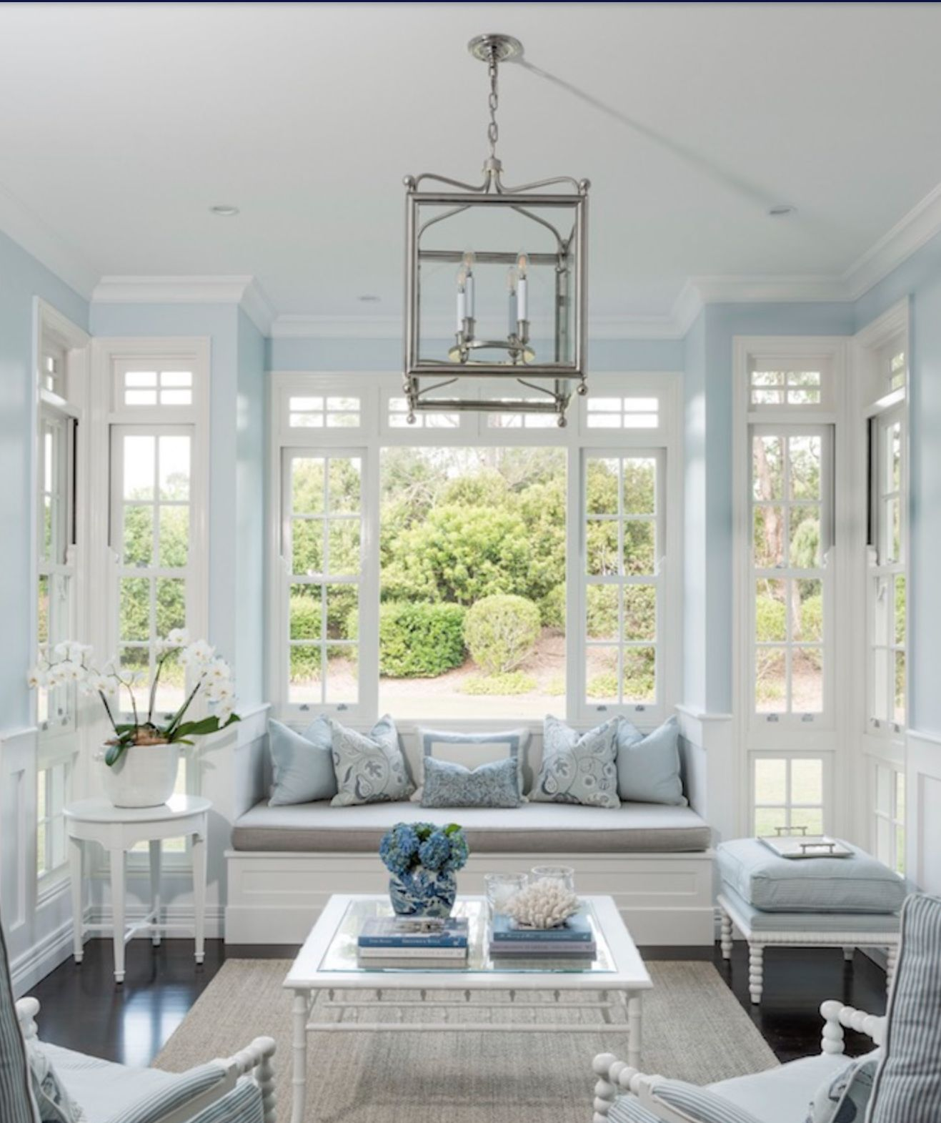 Interior Sunroom Addition Ideas: Pin By Lindatmorgan On Decor In 2020