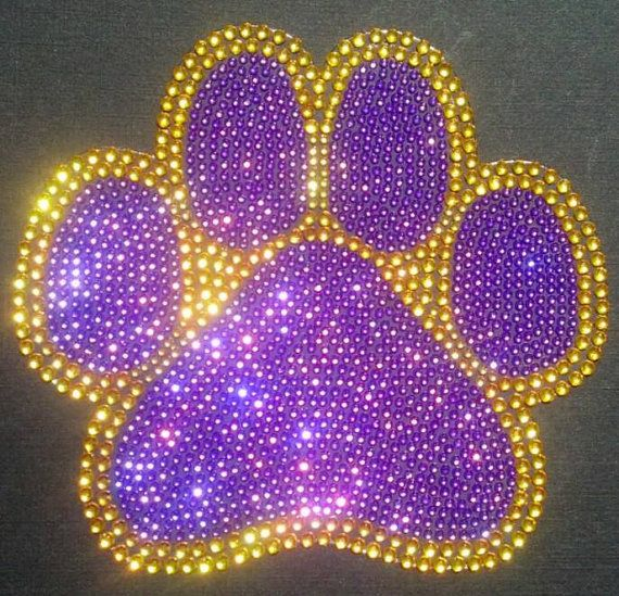 Contact them for a high profit cool fundraiser custom rhinestone car decals in any mascot