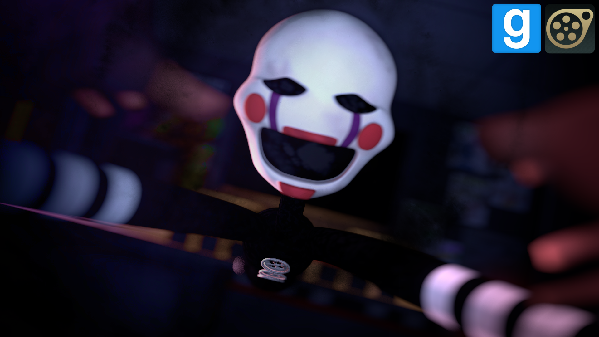 Pin on puppet master fnaf