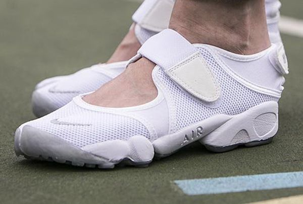 new product 93894 125c2 Nike Ninja Air Rift White Wolf Grey