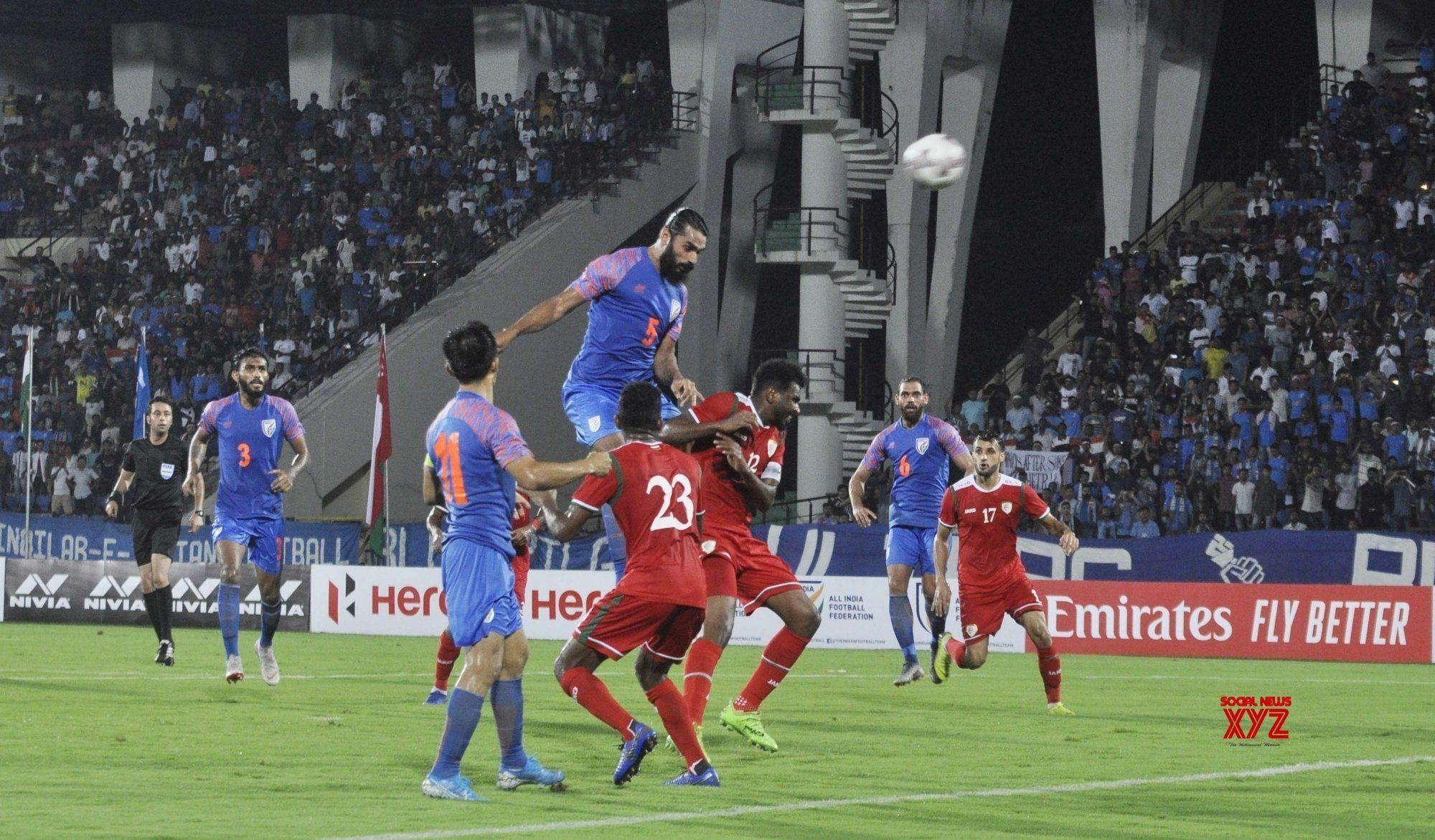 Guwahati 2022 Fifa World Cup Qualifier India Vs Oman Gallery 2022 Fifa World Cup Fifa World Cup World Cup Qualifiers