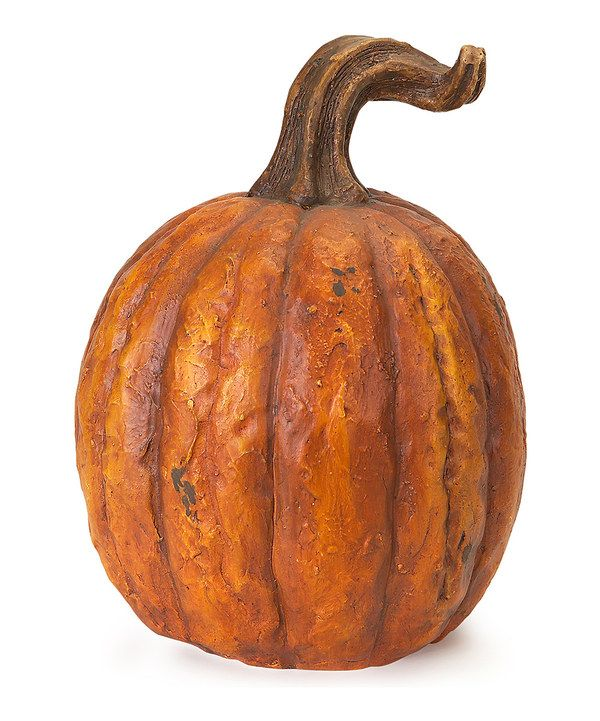 Look at this Rustic Pumpkin on #zulily today!