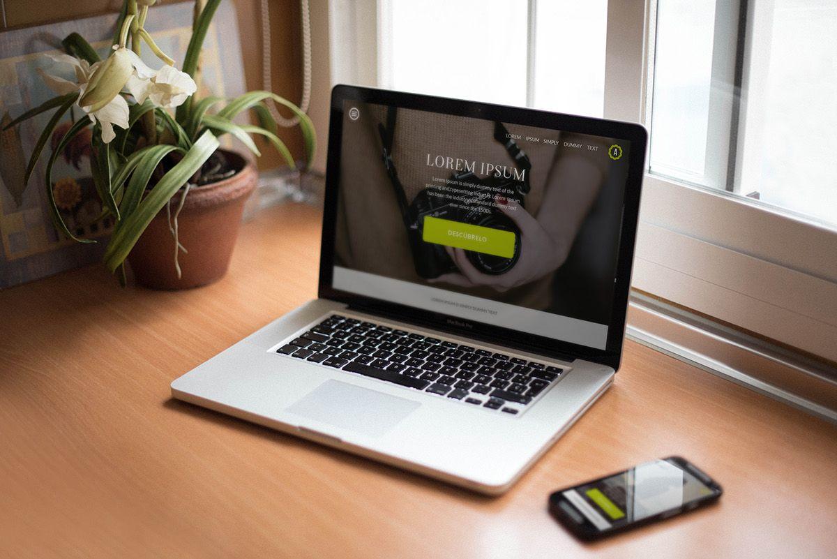 7 FREE Smartphone & Notebook PSD Mockups on Behance