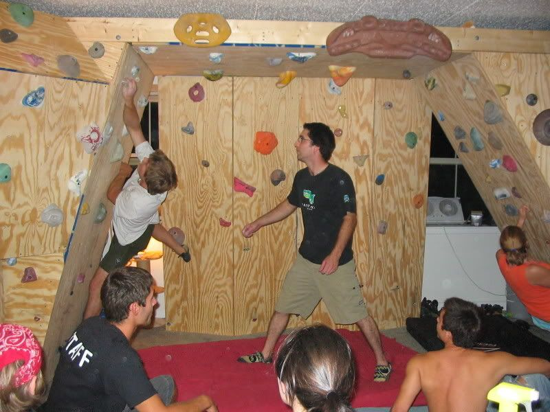 more home woody bouldering wall inspiration Home Woody