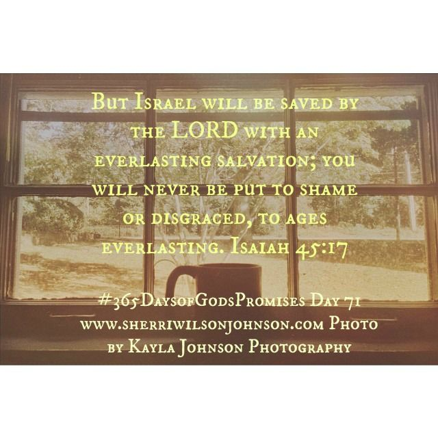 @swj_thewriter Isaiah 45:17