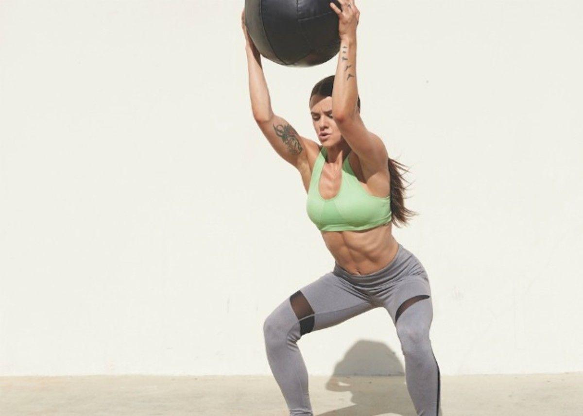 Full Body Burn Hiit Workouts On Pinterest Melissa Bender Circuit And 8 Week Total Program