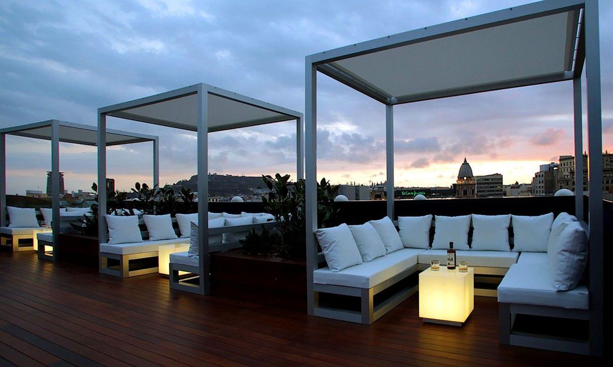 Zona Chill Out Jardin. Gallery Of Ofrecen La Posibilidad De ...