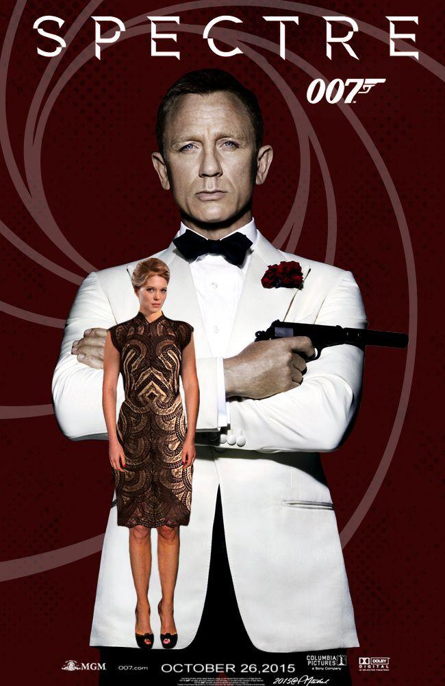 Spectre Posters Set 8 James Bond Movie Posters James Bond Movies Bond Girls