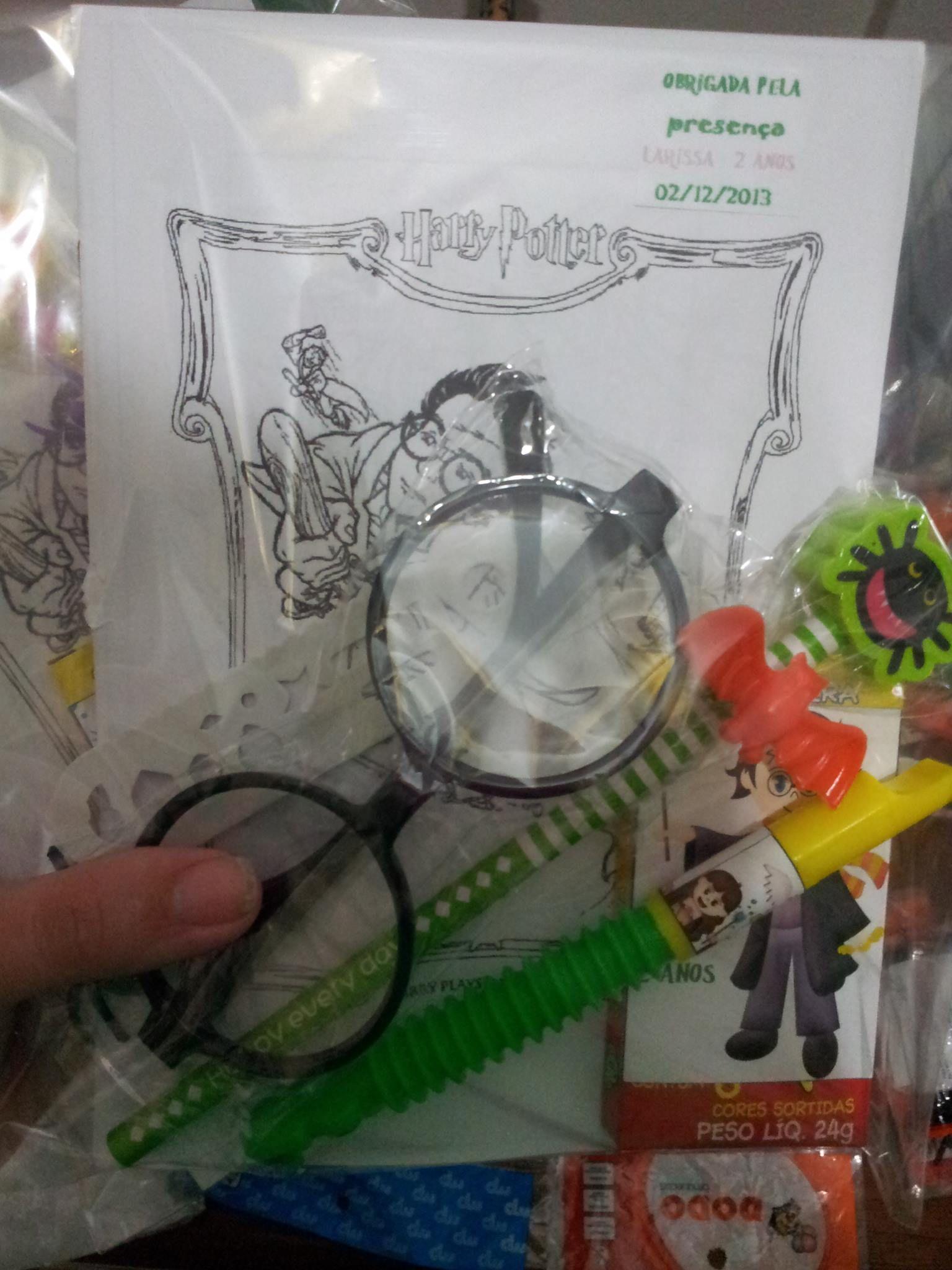Harry Potter Birthday party gift souvenir pencil