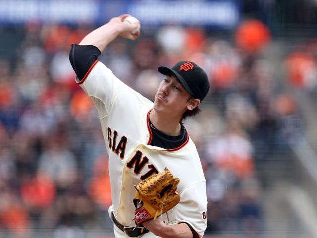 Tim Lincecum No Hits The Padres Again Sport Radio Giants Baseball Padres