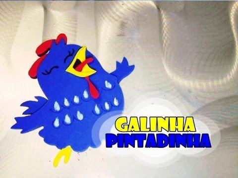 DIY.: Galinha Pintadinha #galinha #galinhapintadinha #festadagalinhapintadinha #festainfantil #ideias #criatividade #youtube #canaltadearte