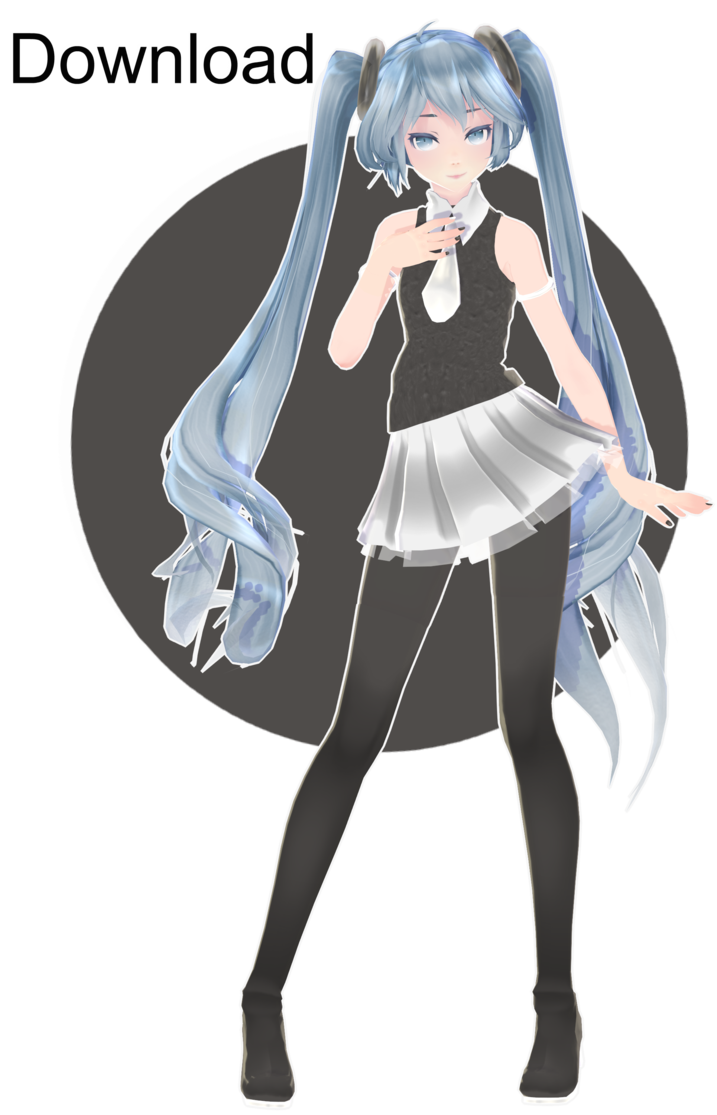 how to download mmd models from deviantart