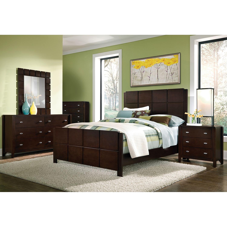 Mosaic King Bed  Value City Furniture  Bedroom Set  Pinterest Adorable Value City Furniture Bedroom Sets Design Ideas