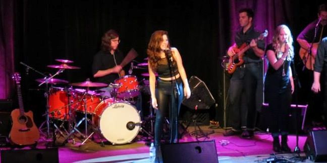 """""""Whether it's blues/rock, pop/soul or edgy roots, Carly Koehn's voice moves easily from """"garage"""" to """"classic."""" Check out her page at: https://www.musicpage.com/carlykoehn"""