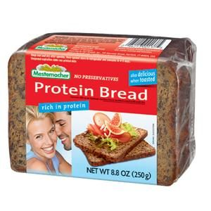 Protein & Muesli Bread (With images) | Protein bread ...