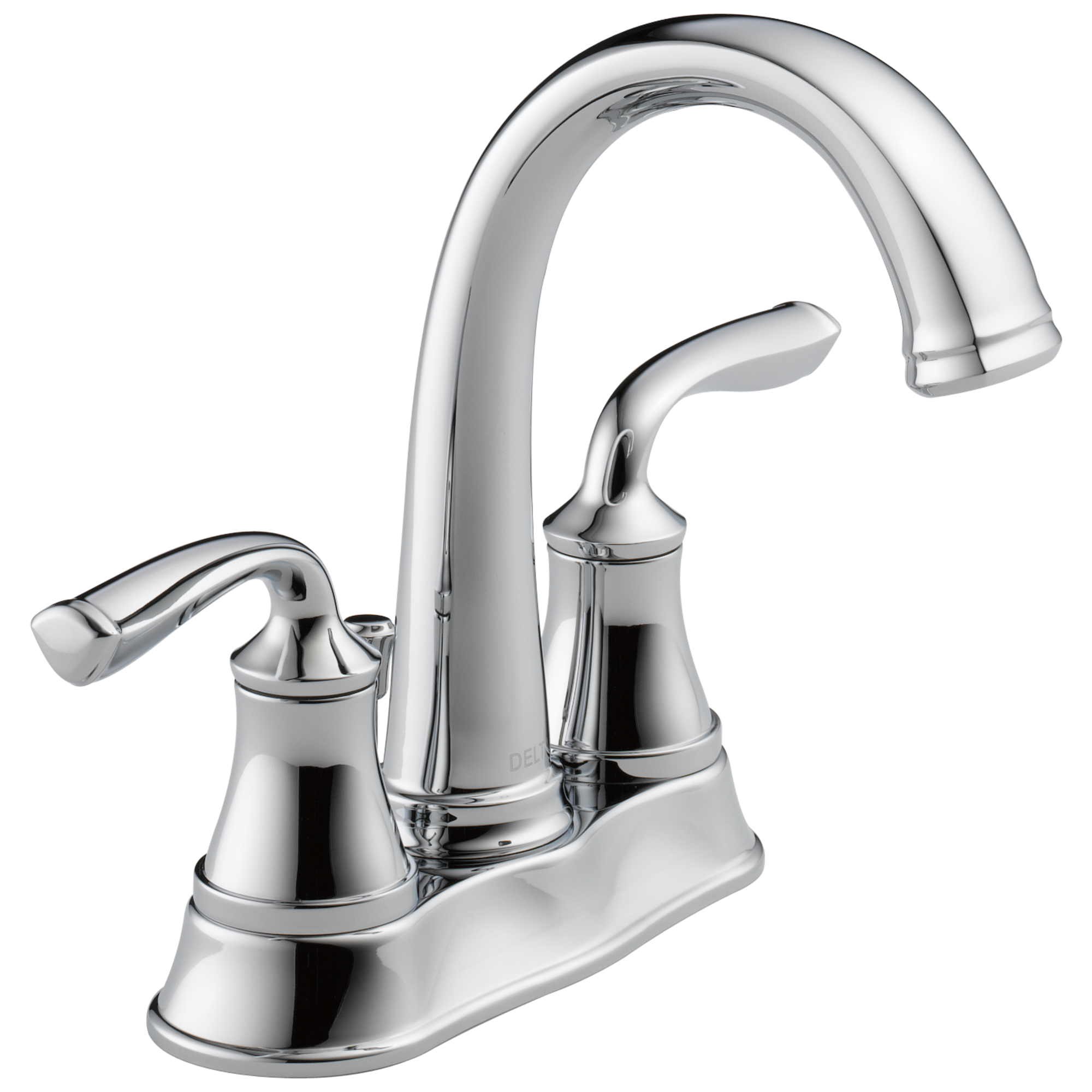 Delta Faucet Lorain 25716lf Eco Two Handle Centerset Bathroom