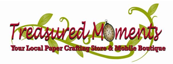 Treasured Moments Mobile Store Logo
