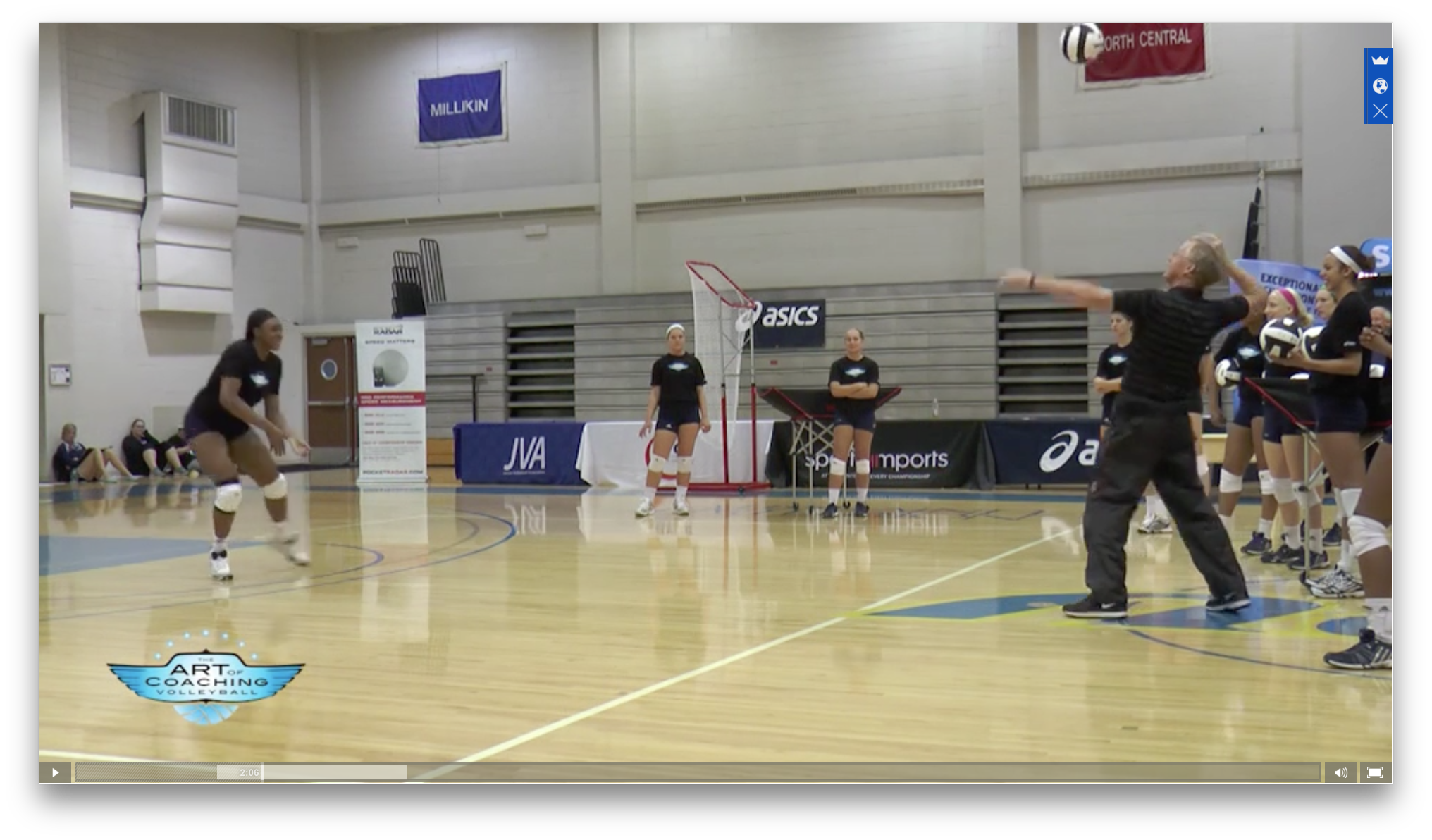 Reading The Hitter Drill The Art Of Coaching Volleyball In 2020 Coaching Volleyball Volleyball Set Volleyball Drills