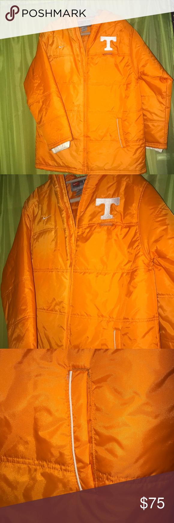 Tennessee Volunteers Nike Puffer Coat Puffer Coat Nike Puffer Jacket Nike [ 1740 x 580 Pixel ]