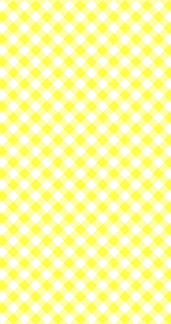 Yellow Plaid Plaid Wallpaper Iphone Wallpaper Vintage Iphone