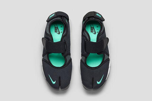Nike air rift, Nike running