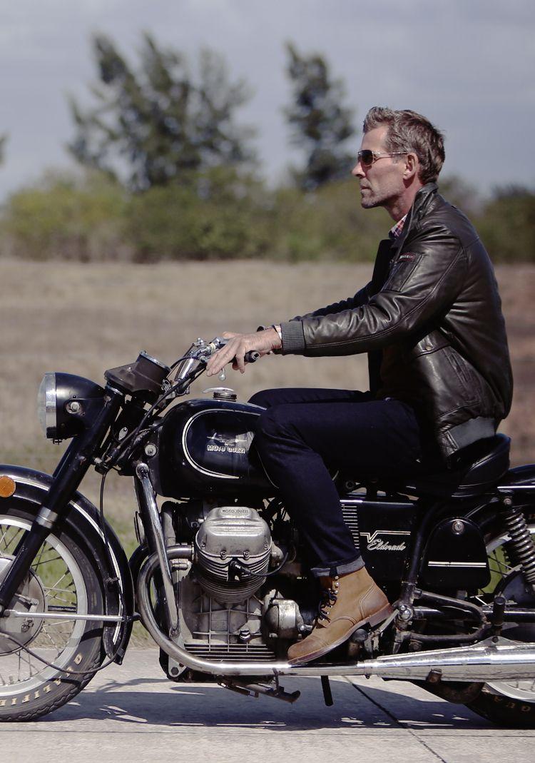 Vanguard Clothing; Moto Guzzi V7 Moto guzzi, Moto