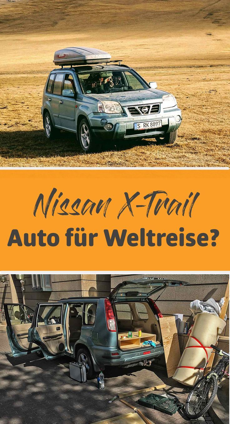 g nstige allradfahrzeuge nissan x trail als expeditionsmobil fahrzeuge und wohnmobil. Black Bedroom Furniture Sets. Home Design Ideas