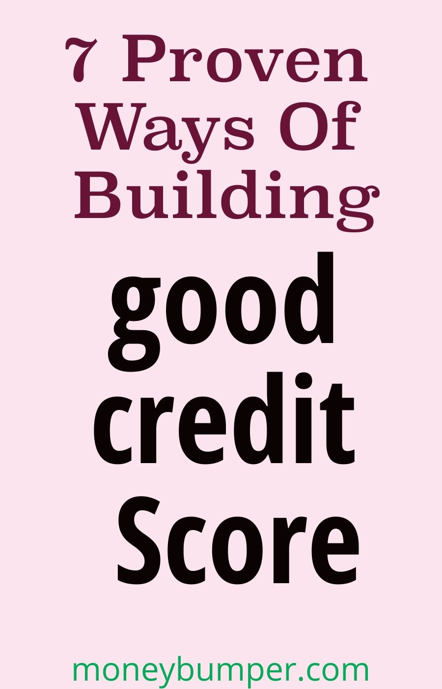 5 Proven Ways To Build Credit Without A Credit Card In 2020 Good