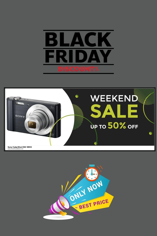 5 Best Sony Cybershot Dsc W810 Black Friday Deals 2020 In 2020 Black Friday Camera Sony Cybershot Black Friday