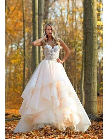 Schönste modische Brautkleid kaufen online | Dance The Night Away ...